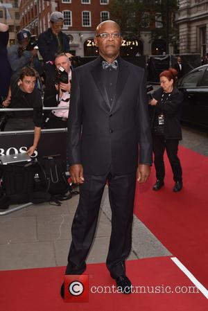 Samuel L Jackson - GQ Men of the Year Awards held at the Royal Opera House - Arrivals. - London,...