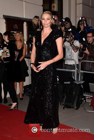 Jodie Kidd - GQ Men of the Year Awards held at the Royal Opera House - Arrivals. - London, United...
