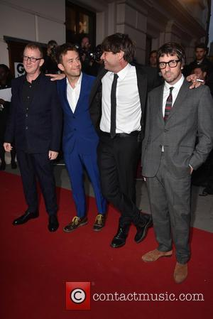Blur - GQ Men of the Year Awards held at the Royal Opera House - Arrivals. - London, United Kingdom...