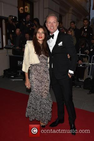 Gary Kemp , Lauren Barber - GQ Men of the Year Awards held at the Royal Opera House - Arrivals....