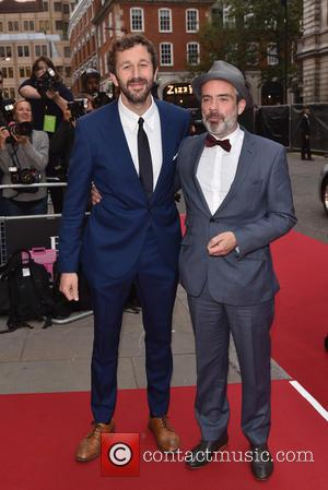 Chris O'Dowd , Guest - GQ Men of the Year Awards held at the Royal Opera House - Arrivals. -...