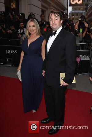 David Mitchell , Victoria Coren Mitchell - GQ Men of the Year Awards held at the Royal Opera House -...