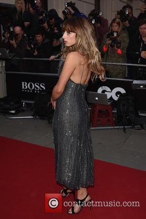 Foxes - GQ Men of the Year Awards held at the Royal Opera House - Arrivals. - London, United Kingdom...