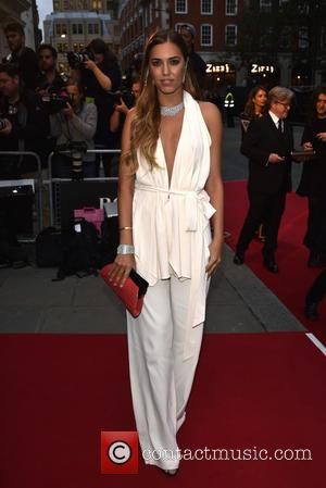 Amber Le Bon - GQ Men of the Year Awards held at the Royal Opera House - Arrivals. - London,...