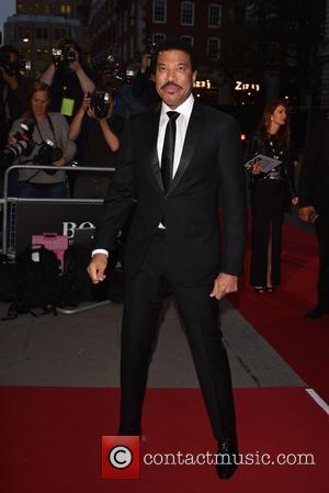 Lionel Richie - GQ Men of the Year Awards held at the Royal Opera House - Arrivals. - London, United...