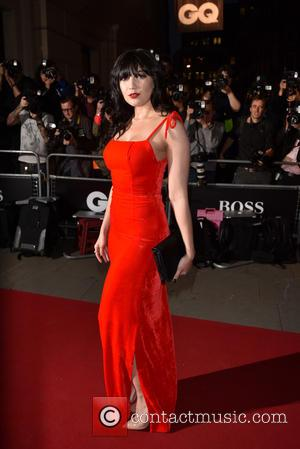 Daisy Lowe - GQ Men of the Year Awards held at the Royal Opera House - Arrivals. - London, United...