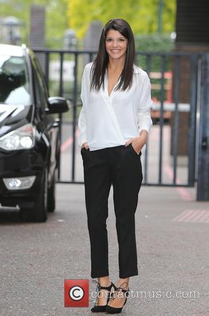 Natalie Anderson - Natalie Anderson outside ITV Studios - London, United Kingdom - Tuesday 8th September 2015
