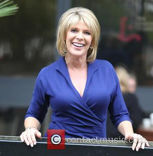 Ruth Langsford - Ruth Langsford outside ITV Studios - London, United Kingdom - Tuesday 8th September 2015