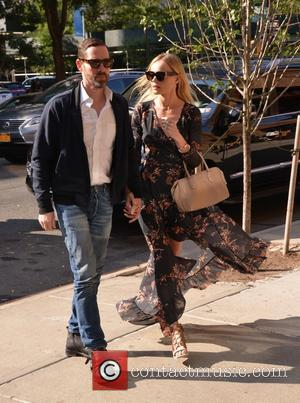 Kate Bisworth , Micheal Polish - Kate Bosworth and Micheal Polish out and about in New York City - Manhattan,...