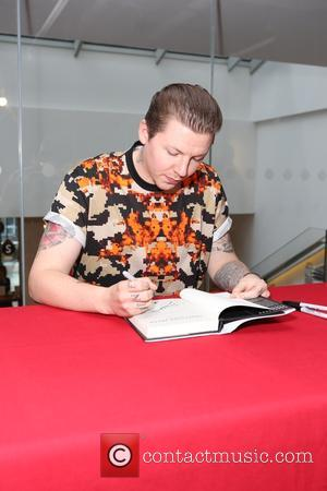 Professor Green - British rapper, Professor Green, signs copies of his autobiography at Folyes, 107 Charing Cross Road - London,...