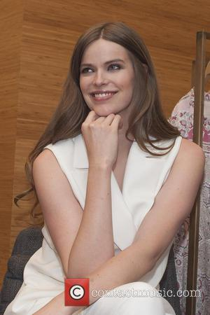 Robyn Lawley - Robyn Lawley is presented as the new face of fashion brand Couchel - Madrid, Spain - Tuesday...