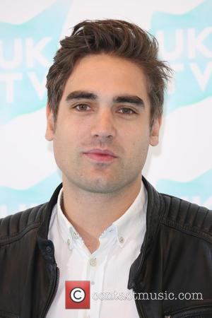 Charlie Simpson - UKTV new season launch event held at NEW Phillips Gallery - Arrivals - London, United Kingdom -...