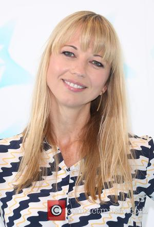 Sara Cox - UKTV new season launch event held at NEW Phillips Gallery - Arrivals - London, United Kingdom -...