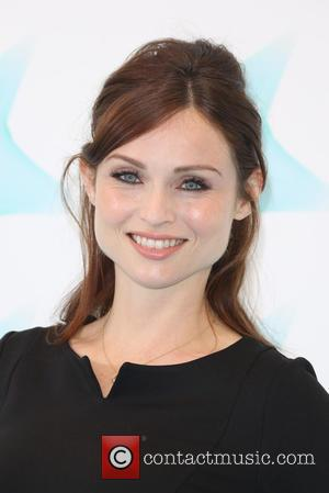 Sophie Ellis-bextor Shadowing Kim Kardashian For Social Media Film