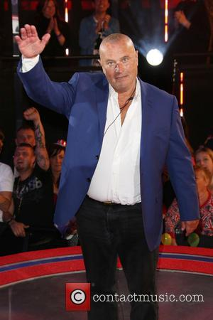 Chris Ellison - Celebrity Big Brother eviction at Celebrity Big Brother - London, United Kingdom - Tuesday 8th September 2015