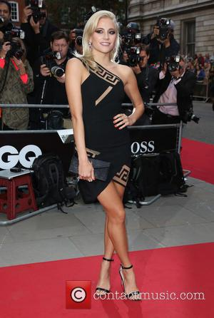 Pixie Lott - GQ Men of the Year Awards 2015 at the Royal Opera House - Arrivals - London, United...