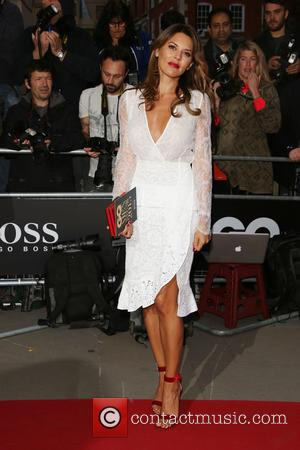 Danielle Lineker - GQ Men of the Year Awards 2015 at the Royal Opera House - Arrivals - London, United...