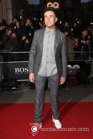 Nick Grimshaw - GQ Men of the Year Awards 2015 at the Royal Opera House - Arrivals - London, United...