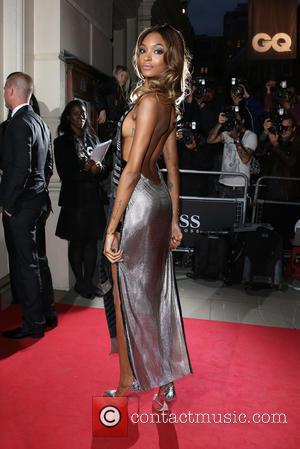 Jourdan Dunn - GQ Men of the Year Awards 2015 at the Royal Opera House - Arrivals - London, United...