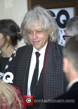 Bob Geldof - GQ Men Of Year Awards at the Royal Opera House, Covent Garden, London at Royal Opera House,...