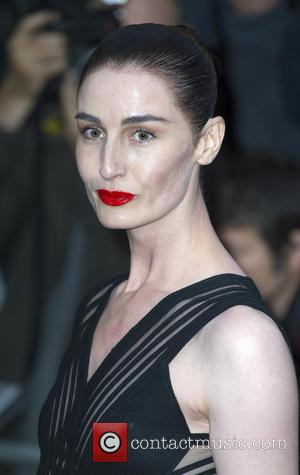 Erin O'Connor - GQ Men Of Year Awards at the Royal Opera House, Covent Garden, London at Royal Opera House,...