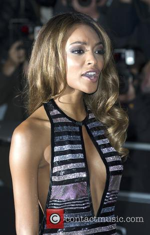 Jourdan Dunn - GQ Men Of Year Awards at the Royal Opera House, Covent Garden, London at Royal Opera House,...