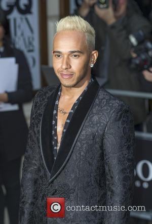 Lewis Hamilton - GQ Men Of Year Awards at the Royal Opera House, Covent Garden, London at Royal Opera House,...