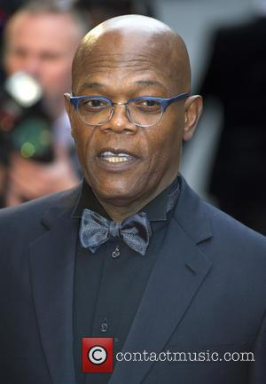 Samuel L Jackson - GQ Men Of Year Awards at the Royal Opera House, Covent Garden, London at Royal Opera...