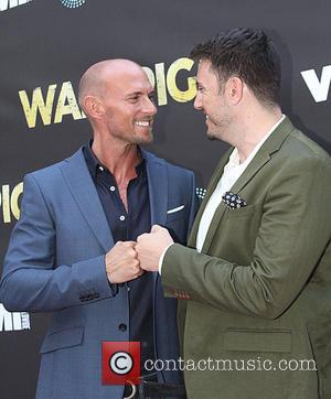 Luke Goss and K.C. Clyde