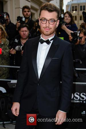 Sam Smith - GQ Men of the Year Awards 2015 at the Royal Opera House - Arrivals - London, United...