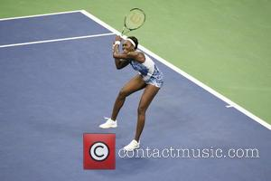 Venus Williams - 2015 US Open Tennis - Day 9 at Arthur Ashe tennis stadium - Flushing Meadows Park, New...