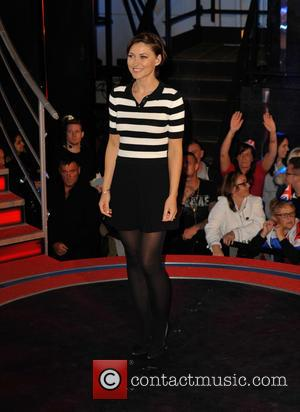 Emma Willis - Celebrity Big Brother Eviction at Elstree Studios, Celebrity Big Brother - London, United Kingdom - Tuesday 8th...