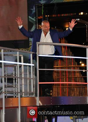 Chris Ellison - Celebrity Big Brother Eviction at Elstree Studios, Celebrity Big Brother - London, United Kingdom - Tuesday 8th...