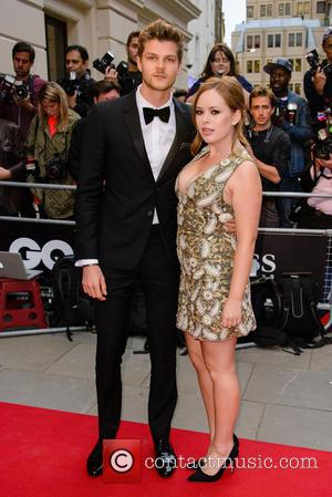 Jim Chapman and Tanya Burr