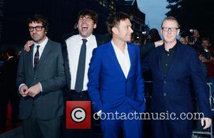 Blur - GQ Men of the Year Awards 2015 at the Royal Opera House - Arrivals - London, United Kingdom...
