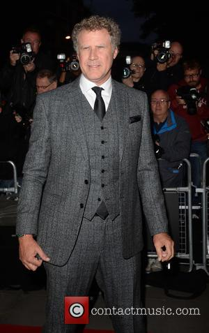 Will Ferrell - GQ Men of the Year Awards 2015 at the Royal Opera House - Arrivals - London, United...
