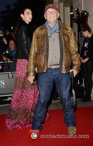 David Bailey - GQ Men of the Year Awards 2015 at the Royal Opera House - Arrivals - London, United...