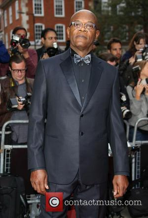 Samuel L. Jackson - GQ Men of the Year Awards 2015 at the Royal Opera House - Arrivals - London,...