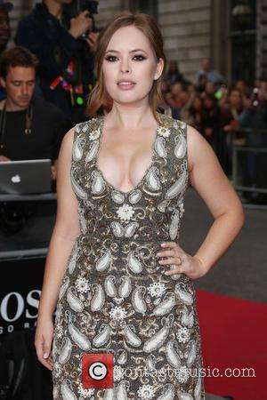 Tanya Burr - GQ Men of the Year Awards 2015 at the Royal Opera House - Arrivals - London, United...