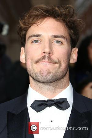 Sam Claflin - GQ Men of the Year Awards 2015 at the Royal Opera House - Arrivals - London, United...