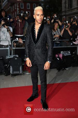 Lewis Hamilton - GQ Men of the Year Awards 2015 at the Royal Opera House - Arrivals - London, United...