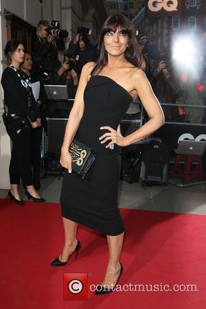 Claudia Winkleman - GQ Men of the Year Awards 2015 at the Royal Opera House - Arrivals - London, United...