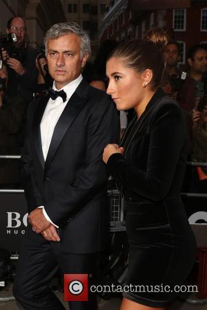 Jose Mourinho and Matilde Mourinho
