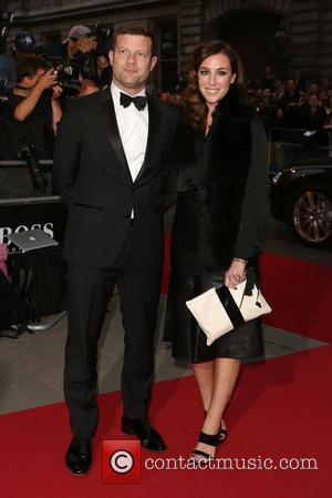 Dermot O'Leary , Dee Koppang - GQ Men of the Year Awards 2015 at the Royal Opera House - Arrivals...