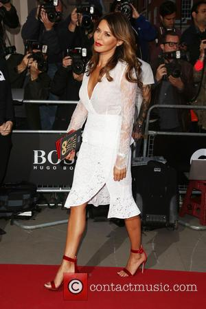 Danielle Lineker , Danielle Bux - GQ Men of the Year Awards 2015 at the Royal Opera House - Arrivals...