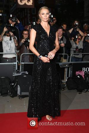 Jodie Kidd - GQ Men of the Year Awards 2015 at the Royal Opera House - Arrivals - London, United...