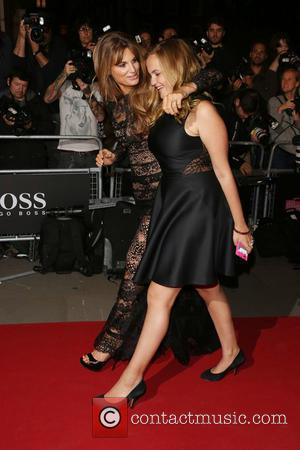 Jemima Khan - GQ Men of the Year Awards 2015 at the Royal Opera House - Arrivals - London, United...