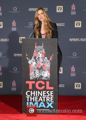 Alwyn Hight Kushner - Jeremy Scott and Katy Perry Hand Print Ceremony at TCL Chinese IMAX Forecourt at TCL Chinese...