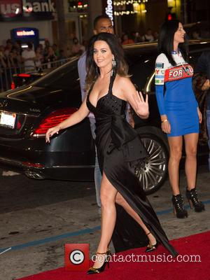 Katy Perry , Liberty Ross - Celebrities attend premiere of The Vladar Company's