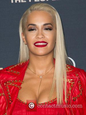 Rita Ora Reportedly Dating Blink-182 Drummer Travis Barker